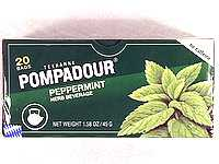 Pompadour Peppermint Tea (Dark Green Box)