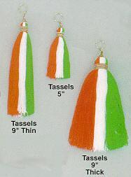 Hungarian Tassels