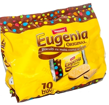 Dobrogea - Eugenia Original Biscuits 360g | 5941006104901| Department  products at Moldova Retail Stores.